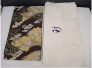 西陣織袋帯 岡文織物