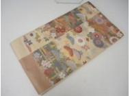 六通柄松菊桜袋帯
