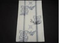 結城紬の袋帯